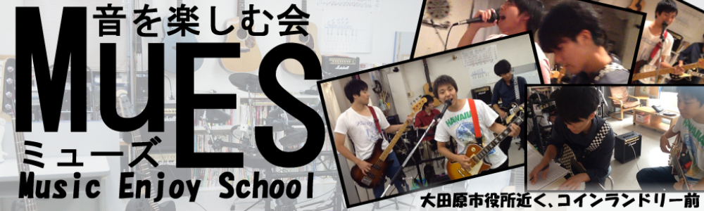 音を楽しむ会『MuES』 - Music Enjoy School